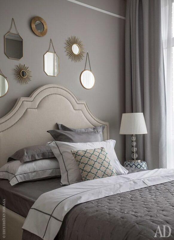 Yatak Odalarına Özel Dekoratif Ayna Modelleri