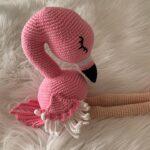 Amigurumi Flamingo Yapımı 6