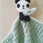 Amigurumi Uyku Arkadaşı Battaniye Yapımı 19