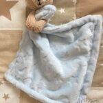 Amigurumi Uyku Arkadaşı Battaniye Yapımı 23