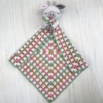 Amigurumi Uyku Arkadaşı Battaniye Yapımı 24