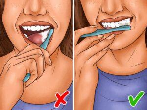 Dişlerinizi Çok Sert Fırçaladığınızı Gösteren 4 İşaret 6