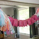 Doğum Günü Püskül Yapımı 25