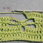 Örgü Yusufçuk Modeli Yapılışı 17