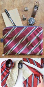 Eski Kravattan Çanta Nasıl Dikilir?