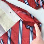 Eski Kravattan Çanta Nasıl Dikilir? 13