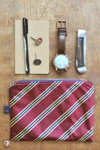Eski Kravattan Çanta Nasıl Dikilir? 21