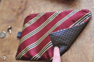 Eski Kravattan Çanta Nasıl Dikilir? 5