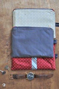 Eski Kravattan Çanta Nasıl Dikilir? 7