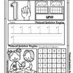 1 Rakamı Etkinlikleri Okul Öncesi 10