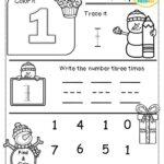 1 Rakamı Etkinlikleri Okul Öncesi 28