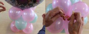 10 Adımda Evde Balonla Süsleme 2