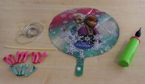 10 Adımda Evde Balonla Süsleme 3