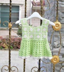 Bebek Jile Elbise Modelleri Anlatımlı