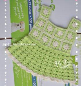Bebek Jile Elbise Modelleri Anlatımlı 1