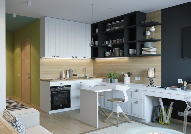 Mutfak İçin Yaratıcı Dekorasyon Önerileri 15
