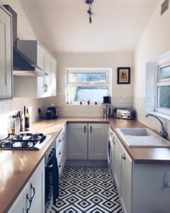 Mutfaklara Canlılık ve Renk Katacak Dekorasyon Fikirleri 1