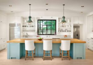 Mutfaklara Canlılık ve Renk Katacak Dekorasyon Fikirleri 2