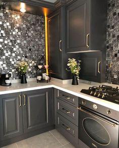Mutfaklara Canlılık ve Renk Katacak Dekorasyon Fikirleri 4