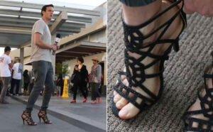 Topuklu Ayakkabı Giymemek İçin 10 Neden 2