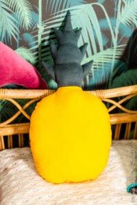 Dekoratif Flamingo Yastık Yapımı 16