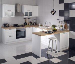 Mutfaklarda Fonksiyonel Bir Alan Oluşturmak İsteyenler İçin Mutfak Dolabı Modelleri 3