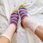 Örgü Çorap Modelleri ve Yapılışı 9