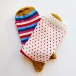 Örgü Çorap Modelleri ve Yapılışı 10
