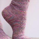 Örgü Çorap Modelleri ve Yapılışı 11