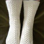 Örgü Çorap Modelleri ve Yapılışı 13