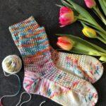 Örgü Çorap Modelleri ve Yapılışı 14