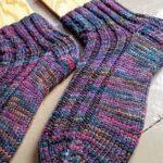 Örgü Çorap Modelleri ve Yapılışı 15