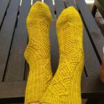 Örgü Çorap Modelleri ve Yapılışı 17