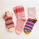 Örgü Çorap Modelleri ve Yapılışı 18