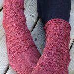 Örgü Çorap Modelleri ve Yapılışı 19