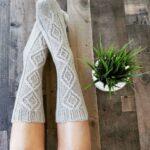 Örgü Çorap Modelleri ve Yapılışı 3