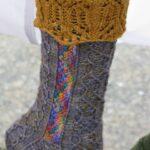 Örgü Çorap Modelleri ve Yapılışı 6