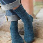 Örgü Çorap Modelleri ve Yapılışı 7