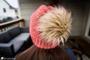 Tunus İşinden Kolay Şapka Yapılışı 10