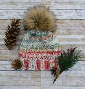 Tunus İşinden Kolay Şapka Yapılışı 4